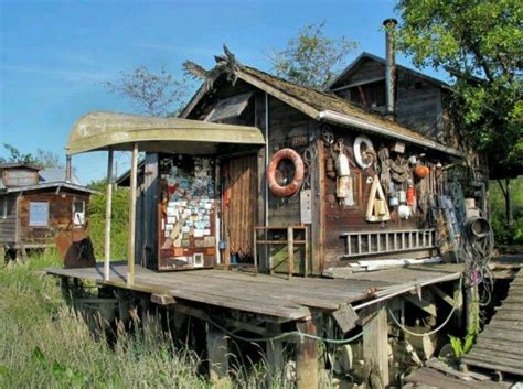 fishing sheds now that s a fishing shack awesome shed idea for a