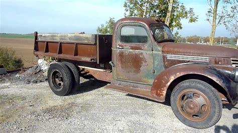 Chevrolet 1 1/2 Ton Dump Truck 1941