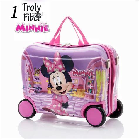 36 gambar tas trolley anak import karakter terbaru harga