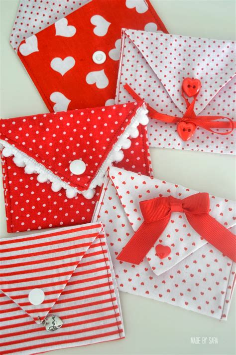 10+ Adorable Easysew Valentines Projects  Applegreen Cottage