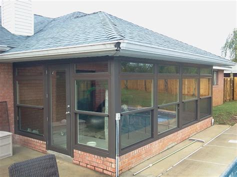 patio enclosures sunrooms folkers window  home