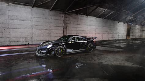 2017 Porsche Techart Gtstreet R 911 4 Wallpaper