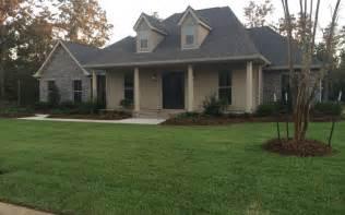 Modern Porch Design by The Grand Hawke Townsend Homes Custom Louisiana Homes