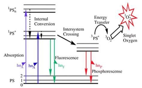 jablonski diagram  photochemistry portal