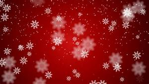 Red Snow Christmas Backgrounds – Happy Holidays!
