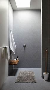 le porte serviette en 40 photos d39idees pour votre salle With salle de bain design avec thermomètre mural décoratif