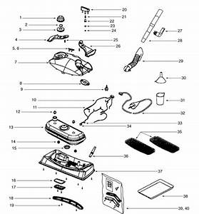 Shark Steam Mop Parts Diagram