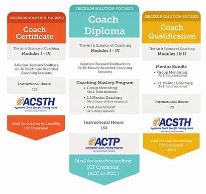 Erickson Coaching Coach Training Programs Program Science