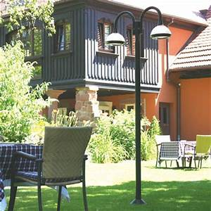 Lampadaire De Jardin : eclairage jardin pradier 5 photos ~ Teatrodelosmanantiales.com Idées de Décoration