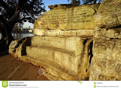 mrs macquaries chair map mrs macquarie s chair at stock photo image 40885369