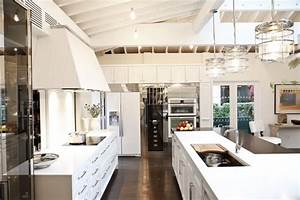 house beautiful kitchen of the year modern kitchen With kitchen colors with white cabinets with nyc sticker printing