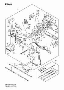Remote Control For 2006 Suzuki Df150