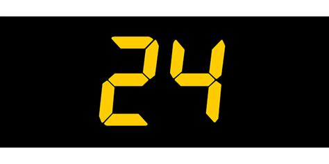 digital display number  vector graphic  pixabay