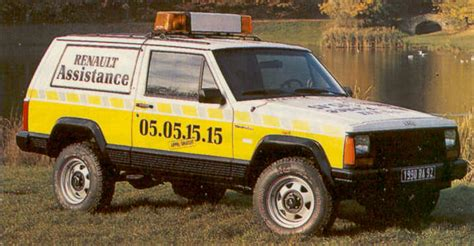 jeep renault jeep cherokee xj quand la french touch révolutionna