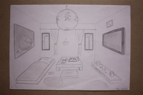chambre photographie stunning chambre en perspective dessin pictures design
