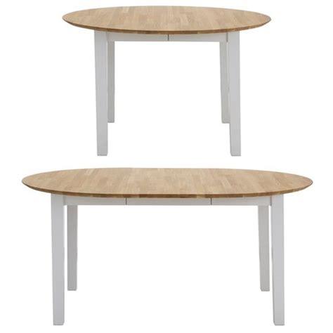 table de salle a manger ronde avec rallonge table de salle 224 manger ronde 224 rallonges 3suisses