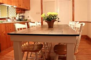Kitchen table for The kitchen table