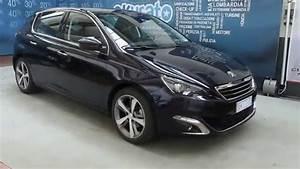 308 Allure : interni peugeot nuova 308 allure 1 6 hdi auto aziendale youtube ~ Gottalentnigeria.com Avis de Voitures