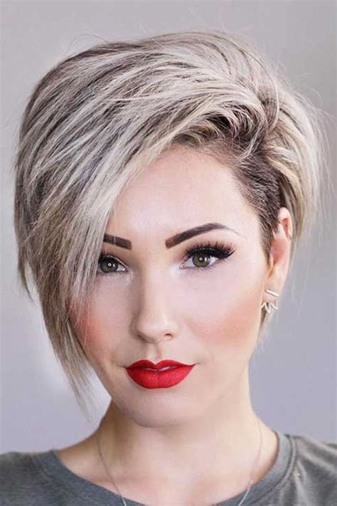 layered short haircuts   face  short hairstyles    popular