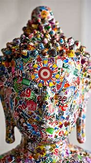Westville Art Blog: Intro to 3D Art: Found Object Hands