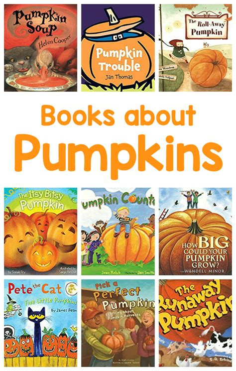pumpkin books for reading this fall preschool 523 | Pumpkin Books to Read with Kids Today
