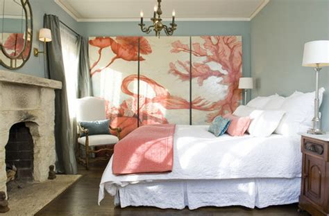 Coral Color Bedroom Accents by Coral Reef Finally A Color Of The Year I Can Get