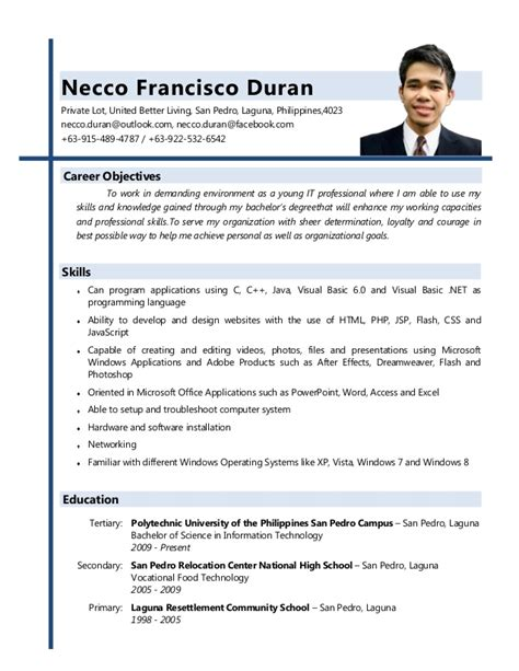 necco francisco duran s updated resume