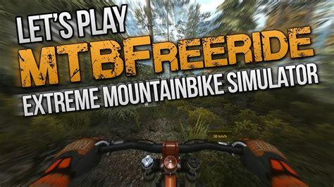 Let's Play MTB Freeride - Break ALL the Bones! - Free Bike ...