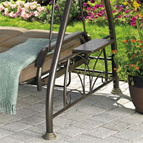 Canopy Chairs At Bjs by Bjs Living Home Outdoors Convertible Swing Garden Winds