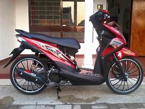 Modifikasi Motor  Modifikasi Honda Beat Pgm Fi Gambar