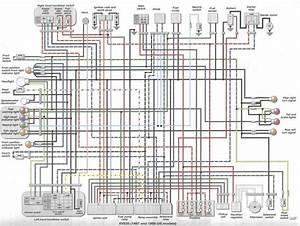Yamaha Virago 535 Wiring Diagram Fitfathers Me Inside