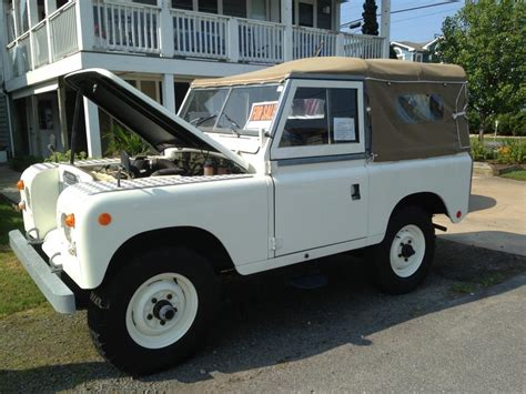 vintage land rover beautiful vintage 1978 land rover series 3 for sale land