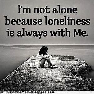 Loneliness Quotes And Sayings. QuotesGram