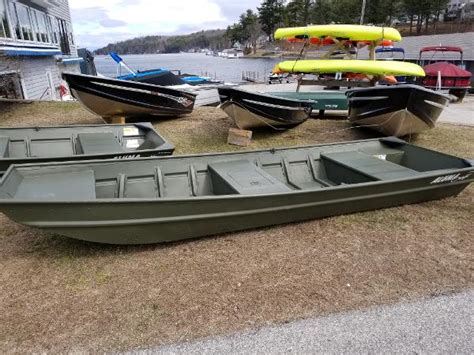 Alumacraft Boats At Cabelas by Alumacraft 1436 Jon Boats For Sale In United States