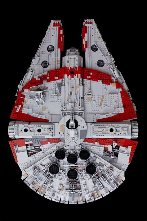 """Heavily Modified Yt 1300 """"red Fox"""" (freighter Wars"""