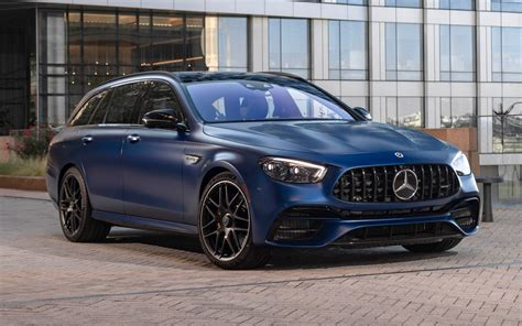 Request a quote online for your lowest price! The Drift-Capable Mercedes-AMG E63 S 4Matic+ Wagon Will Make America Smile Again - autoevolution