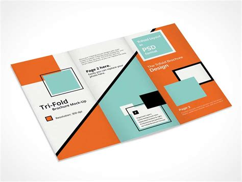 Brochure 3 Fold Template Psd Brochure Psd Template 3 Fold The Best Templates Collection