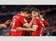 Champions League Sevilla vs Bayern Munich Five Bayern