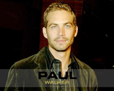 Paul Walker by Paul Walker Paul Walker Wallpaper 646817 Fanpop
