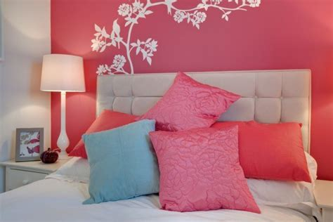 bedroom with pink walls five home painting trends that will rule 2017 14476