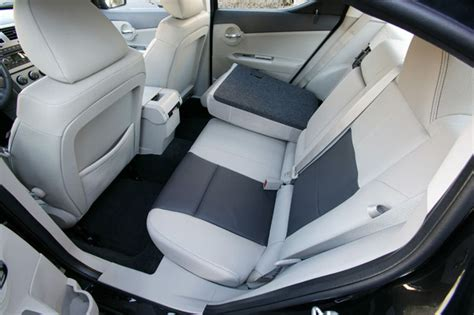 2008 Dodge Avenger Rear Seats  Picture  Pic Image