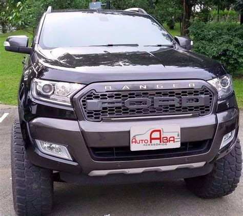 Ford Raptor Ranger 2017 by Grade Ford Ranger Raptor 2016 2017 Esportivo R 665