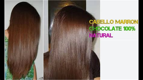 pelo color chocolate cabello color marron chocolate
