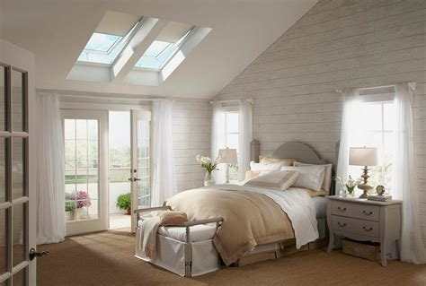 Stylish Bedrooms That Bring Home The Beauty Of Skylights