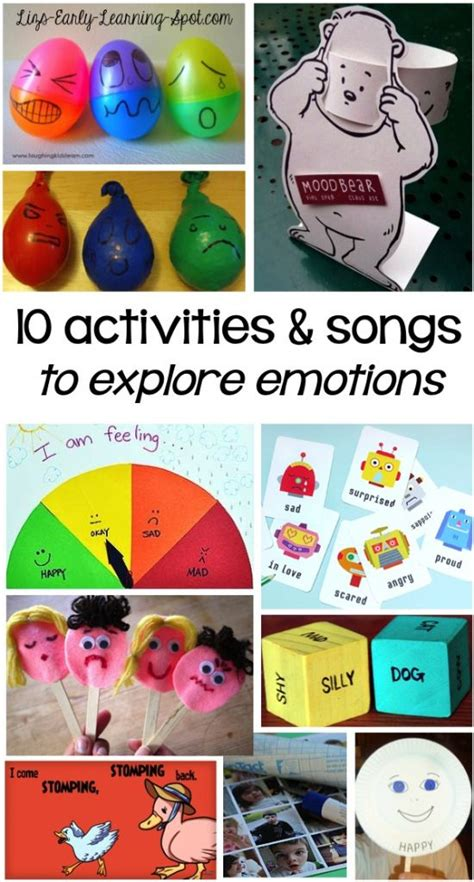 emotional regulation activities for preschoolers 25 best ideas about emotions preschool on 928