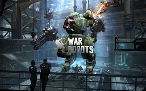 War Robots Ios Game Review Crush Your Enemies And Capture