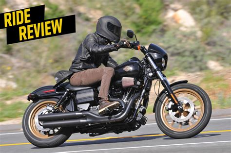 The 2016 Harley-davidson Low Rider S Is The