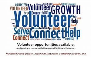Community Service & Volunteers