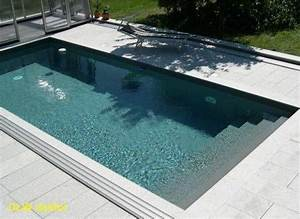 piscine bois 7x35 With beautiful piscine liner gris anthracite 5 liner para piscinas piscinas desjoyaux