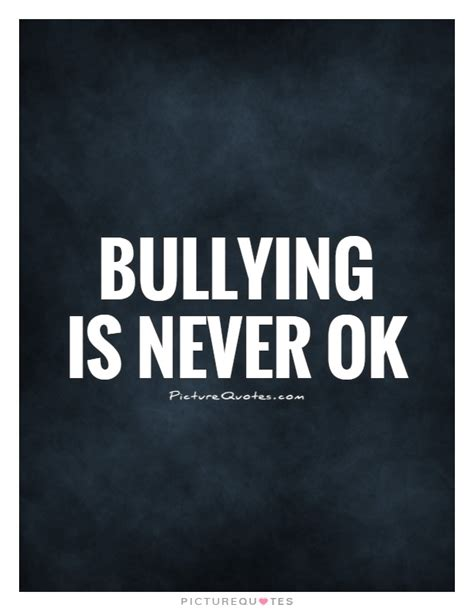 The Power Of One Bullying Quotes